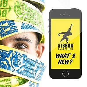 The Gibbon Slacklines Smartphone App
