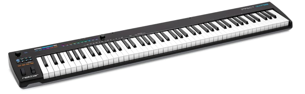 Nektar Impact GXP88 USB MIDI Controller Keyboard