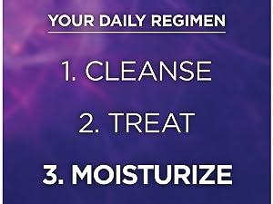 denní hydratační krém na obličej