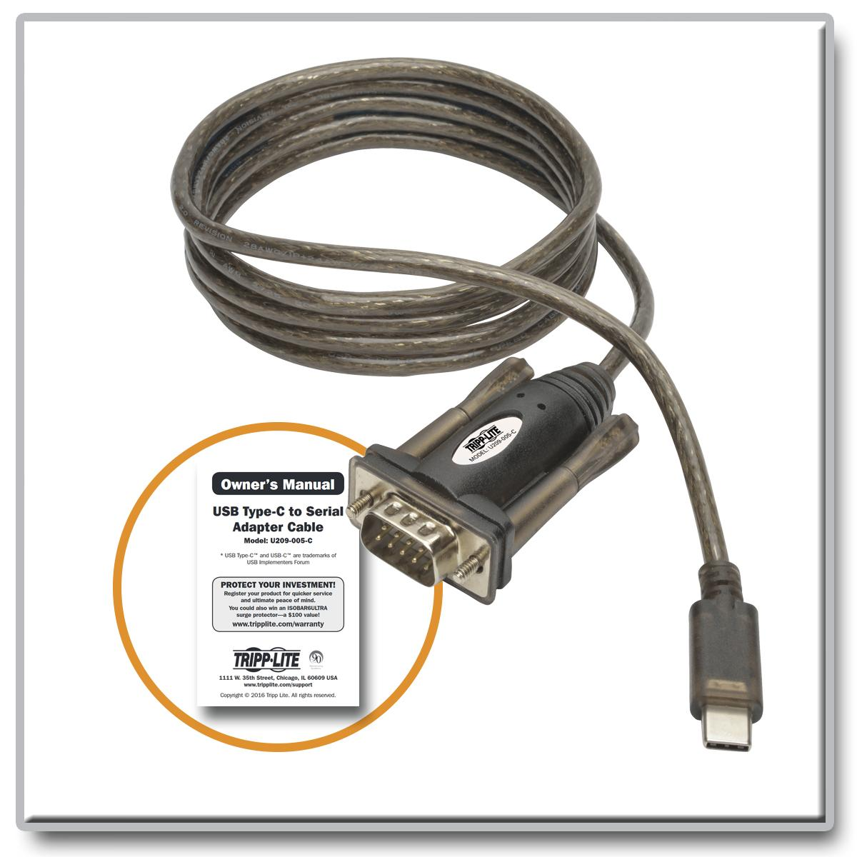 Amazon.com: Tripp Lite USB-C to DB9 Serial Adapter Cable, 5' USB 2.0 on usb pin out schematic, usb circuit schematic, usb port schematic, usb power schematic, mini usb schematic, usb cable schematic, usb keyboard schematic, ps2 to usb schematic, wireless mouse schematic, micro usb schematic, usb 2.0 schematic, usb diagram, usb switch schematic, usb splitter schematic, usb to ethernet cable pinout, usb controller schematic, usb schematic symbol, usb charger schematic, usb wire, usb to serial cable pinout,