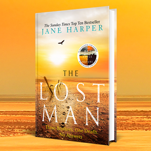 Lost Man, Jane Harper, Thriller