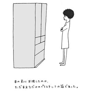 寂しい正活 稲垣えみ子 アフロのイナガキさん」 魂の退社 今を生きる 冷蔵庫