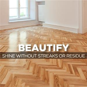 Amazon Com Weiman Hardwood Floor Cleaner Surface Safe