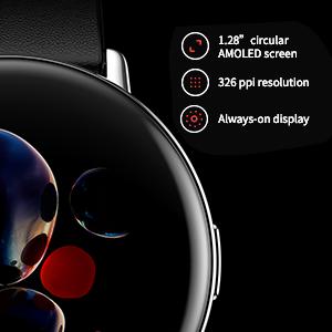 Always On Display Smartwatch