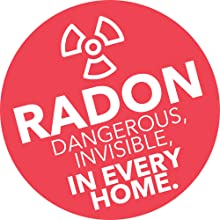 Radon is dangerous, invisible, and in every home.