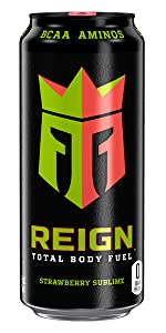 reign total body fuel strawberry sublime fitness and performance drink pre workout