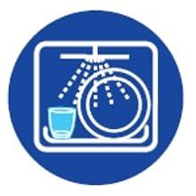 MICROWAVE, DISHWASHER SAFE