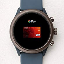 Watch with Google Pay