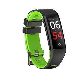 gps smartwatch, reloj gps, pulsera gps, pulsera oxígeno, pulsera tensión arterial,