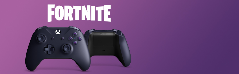 Amazon.com: Xbox Wireless Controller - Fortnite Special ...