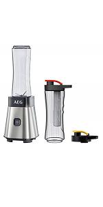 AEG SB9300 Batidora de Vaso de Altas Prestaciones Gourmetpro, 1200 ...