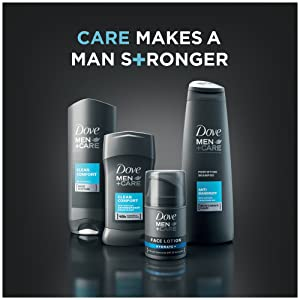 Amazon.com: Dove Hombre + Cuidado Antitranspirante, Clean ...