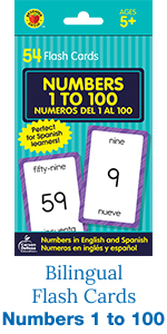numbers 1-100 english and spanish