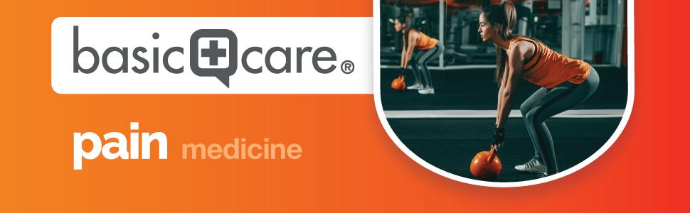 basic care pain medicine
