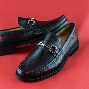 loafer, Leather, Comfort, design, Marc Joseph, New York