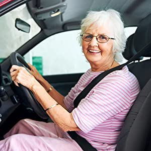 MOTOsafety GPS Tracker Senior Driving Coach