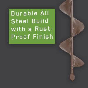 ames, tools, steel construction, planting auger, auger drill bit, gardening, planting
