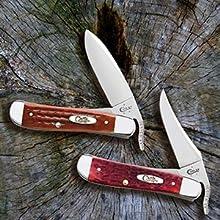 clip blade, drop point blade, russlock knife, utility knife, russlcok, wr case knife, pocket knife