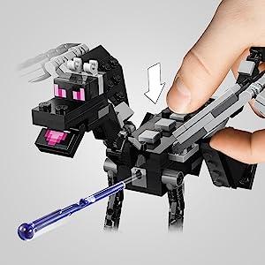 Minecraft, LEGO