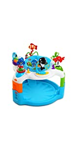 Amazon Com Baby Einstein Sea Dreams Soother Crib Toys