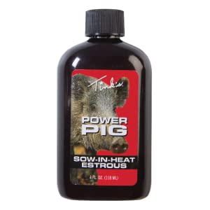 Power Pig Sow In Heat Estrous Tink's Boar Attractants