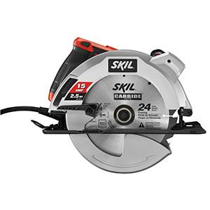 Skil 5280 01 15 Amp 7 1 4 Inch Circular Saw With Single