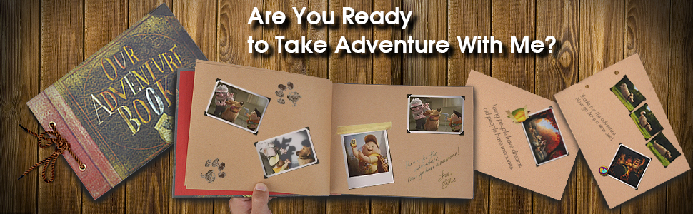 Are You Ready to Take Adventure With Me?