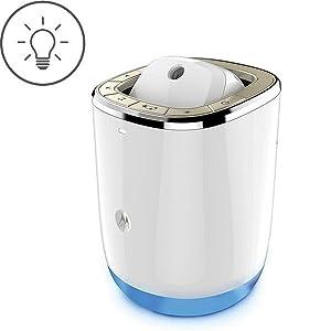 Motorola Smart Nursery Dream Machine - Vigilabebés audio Wi-Fi y ...