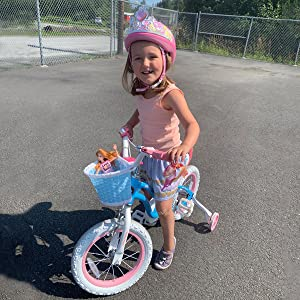 royalbaby girls bike buyers show 4