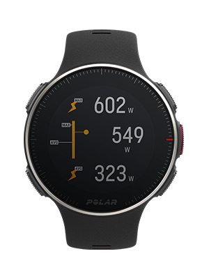 Polar Vantage V TI HR: Reloj Premium con GPS y Frecuencia Cardíaca. Caja de Titanio. Sensor H10 - Multideporte y perfil de triatlón - Potencia de ...