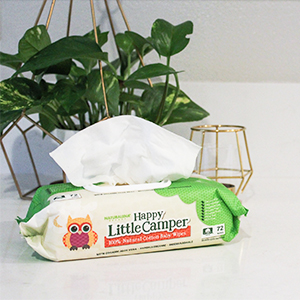 cotton wipes