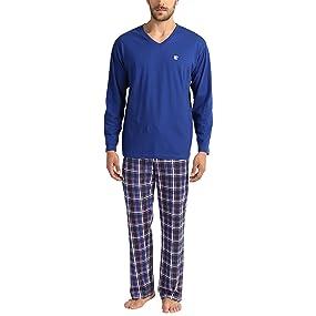 Lower East Conjunto de pijama para hombre
