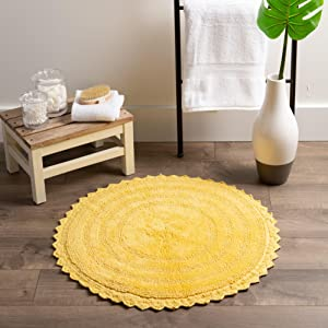 bath rugs, bath rug for 1/2 bath, soft bath rug, bathroom rugs , bath mat round, reversible bath mat