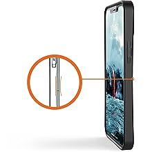 Urban Armor Gear Outback Bio Hülle Apple Iphone 12 Pro Max 6 7 Zoll Schutzhülle Biologisch Abbaubare Materialien Wireless Charging Kompatibel Ultra Slim Bumper Blau Mallard Elektronik