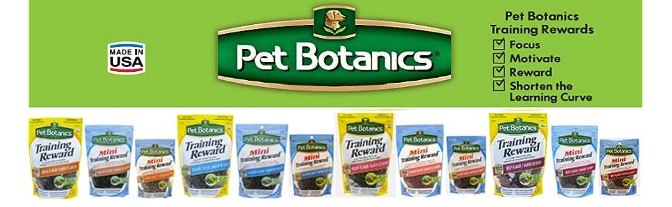 Amazon.com : Pet Botanics Training Rewards Treats, Bacon
