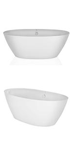FT1503 bathtub