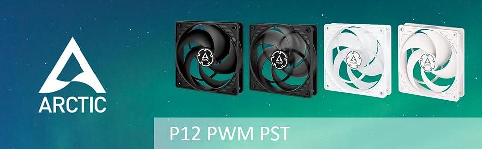 Arctic P12 PWM PST case fan