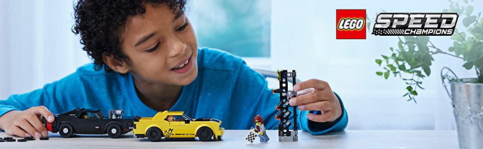 dodge-drag-track-car-vehicle-charger-challenger-helmet-engine-lego-speed-champions-75893-speed