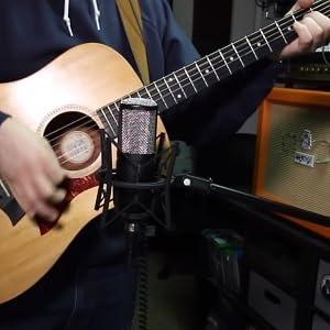 AKG P220 Large-diaphragm Condenser Microphone 7