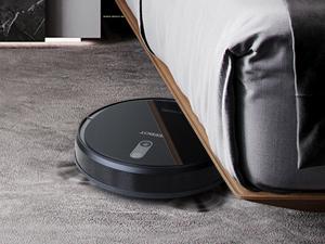 Thin Robotic Vacuum Cleaner