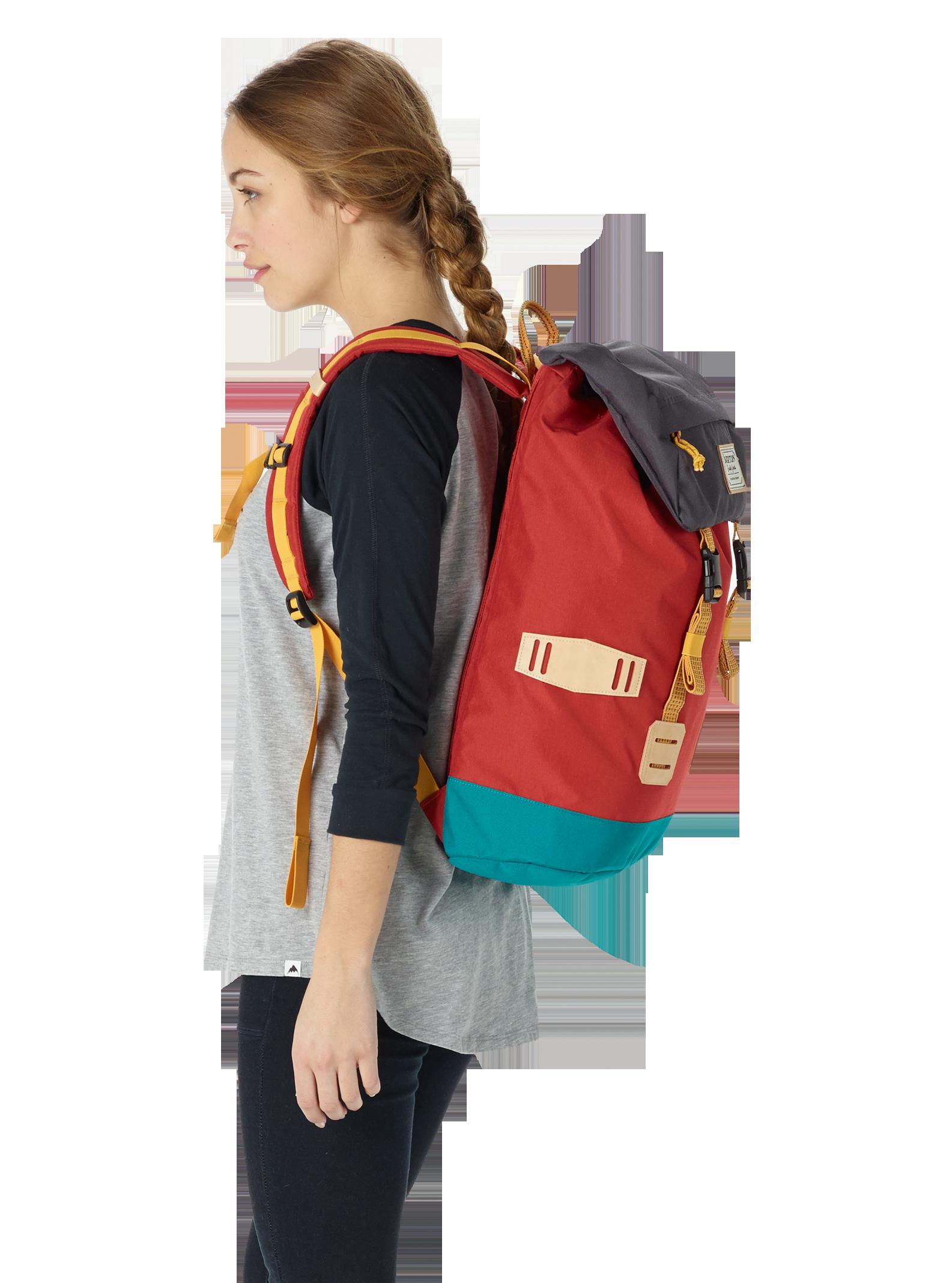 Amazon.com: Burton Tinder Backpack, Grey Heather: Sports