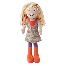 manhattan toy plush;princess dolls for girls; girl toys age 5;male doll;African American doll;ethnic