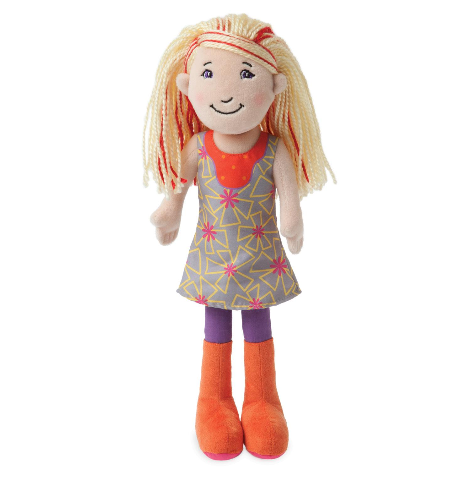 Girl Toys Doll : Amazon manhattan toy groovy girls layla fashion doll