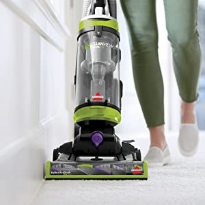 Vacuum, Upright Vacuum, vacuum cleaner, carpet cleaner, pet hair, pet cleanup, multisurface, bagless