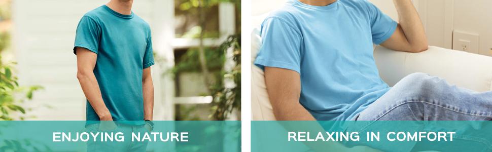 Adult tee, tee shirt, T-shirt, Comfort Colors, garment dye