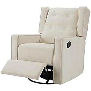 Incroyable Glider Rocker, Recliner Chair, Swivel Rocker Recliner, Nursery Chair,  Rocking Chair