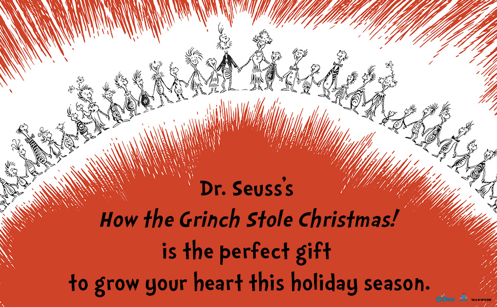 Grinch, Christmas Books, Holiday Books, Seuss, Dr Seuss. Suess,