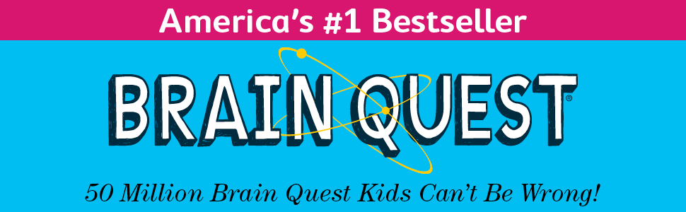 Brain Quest, bestseller, educational workbooks, workbooks, homeschool