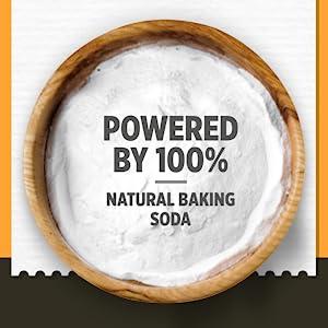 natural baking soda