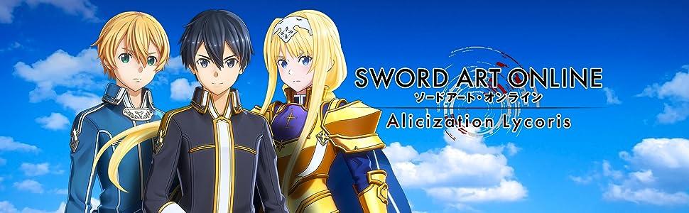 sword art online alicization lycorus